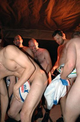 The rugby boys really did do the FULL monty